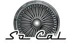 so cal wheel black