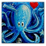 Octopus of Love