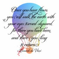 Once You Have Flown...