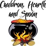 Cauldron, Hearth and Spoon