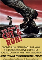 Cut and Run From Iraq
