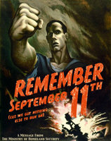 Remember September 11th!