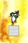 David Street Art ~ Penguin No.1