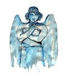 David Street Art  ~ Weeping Angel