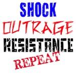 Shock Outrage Resistance Repeat