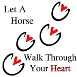 Horse Hoof Hearts