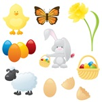 Easter Element Icon