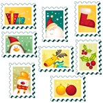 Christmas Element Stamp