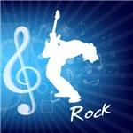 Treble Clef Rock