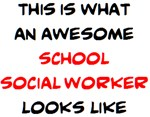 awesome school social worker