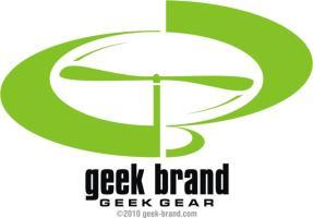 Geek-Brand.com Geek Gear