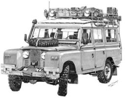 Series IIA 109 Expedition Station Wagon