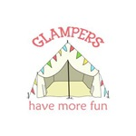 GLAMPERS HAVE MORE ...