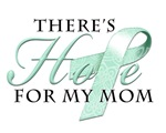 There's Hope for Ovarian Cancer Mom