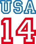 USA 2014
