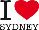 I LOVE SYDNEY