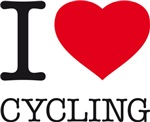 I LOVE CYCLING