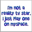Reality TV Star