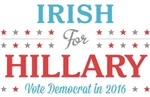 Irish for Hillary
