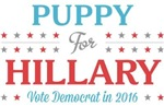 Puppy for Hillary
