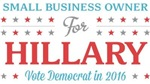 Small Business Owner for Hillary