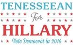 Tenesseean for Hillary