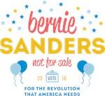 Bernie Sanders Not for Sale