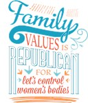 Republican Family Values