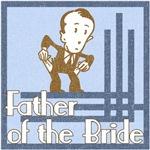 Father of the Bride (Art Deco)