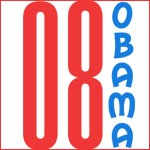 08 Obama T-Shirts and Merchandise