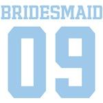 Blue Bridesmaid 09 Gifts