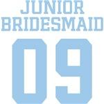 Blue Jr. Bridesmaid 09 Gifts