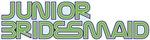 70s Streamlined Green Jr Bridesmaid Gifts