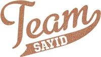 Team Sayid Shirts