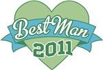 Heart Banner 2011 Best Man