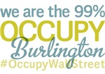 Occupy Burlington T-Shirts