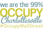 Occupy Charlottesville T-Shirts