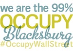 Occupy Blacksburg T-Shirts