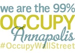 Occupy Annapolis T-Shirts
