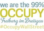 Occupy Freiburg im Breisgau T-Shirts