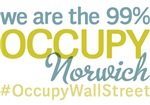 Occupy Norwich T-Shirts