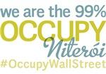 Occupy Niterói T-Shirts