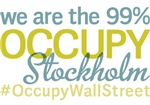 Occupy Stockholm T-Shirts