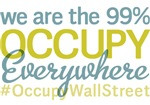 Occupy Everywhere T-Shirts