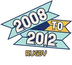 2008 to 2012 Rugby
