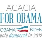 Acacia For Obama