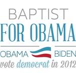Baptist For Obama