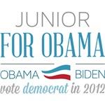 Junior For Obama