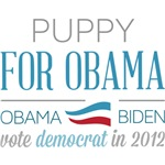 Puppy For Obama
