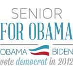 Senior For Obama
